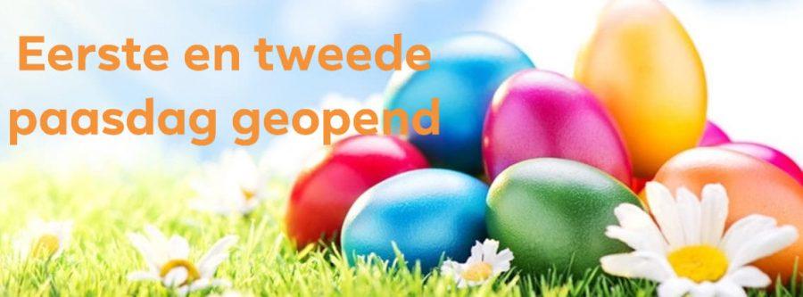 Wij wensen iedereen een vrolijk Pasen